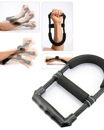 Picture of As Seen on TV Wrist Hand Forearm Gripper - Black