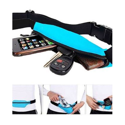 Picture of  As Seen on TV Diet Hip Sack, Secret Waist Bag, Waist Pouch for Outdoor Exercise Sports, 4 Colors