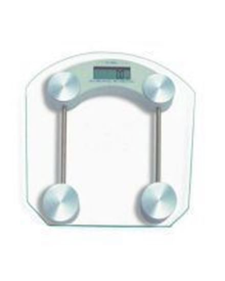Picture of Glass Digital Weight Scale - 180kg - 6 MM