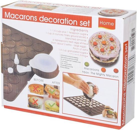 Picture of Macarons Decoration Set