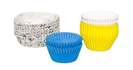 Picture of Cupcake Paper Liners Set of 240 Pieces