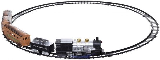 Picture of Union Express Train Toy for Kids, Multi Color