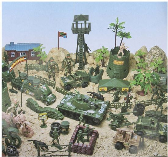Picture of Fisher Military Series Toy for Kids