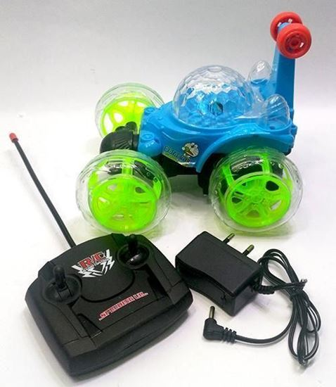 Picture of TWISTER RC STUNT CAR (WITH LIGHTS AND MUSIC) NEW ALL IN ONE