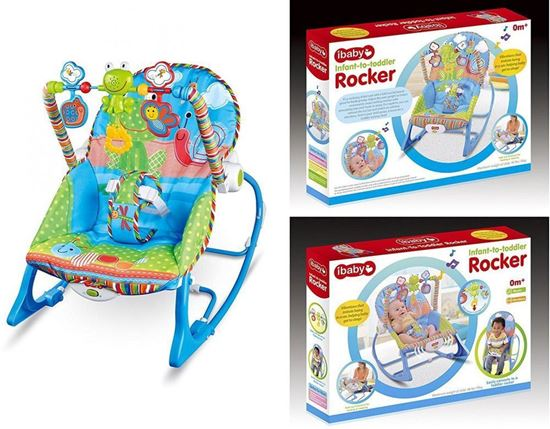 Picture of infant to toddler rocker