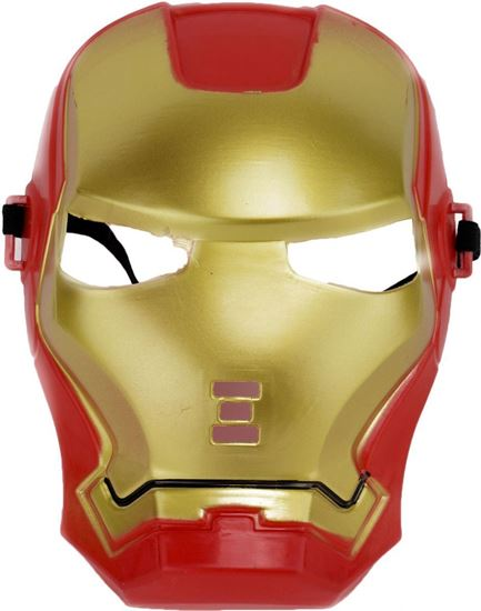 Picture of Mask iron man For Kids 3 Years & Above 1400-9