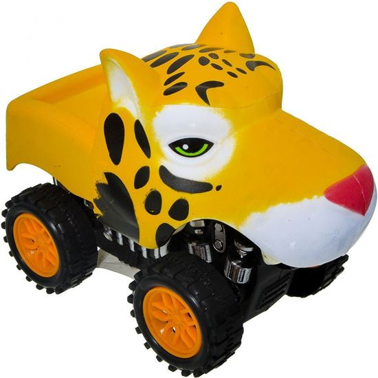 Picture of Plastic Car Toy