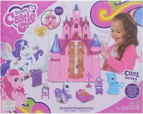 Picture of Cool Series My Dream Castle Set