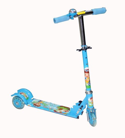 Picture of 3 Wheel Kid's Scooter [Blue, SC-5305]