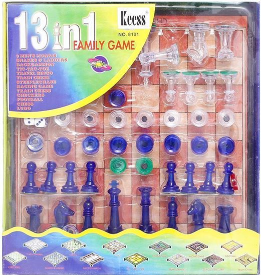Picture of Keess Family Game 13 in 1 for Unisex