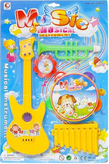 Picture of Musical Instrument Set