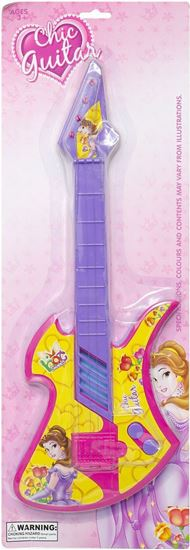 Picture of Guitar Kids Game for Girls - Pink