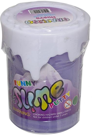 Picture of Gracioso Bottle of Slime for Kids - Green