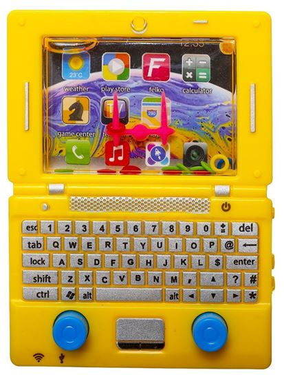 Picture of Toy Mobile for Kids - Yellow