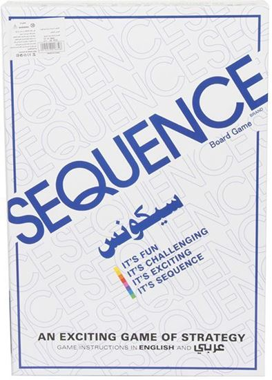 Picture of Sequence Board Game for Kids